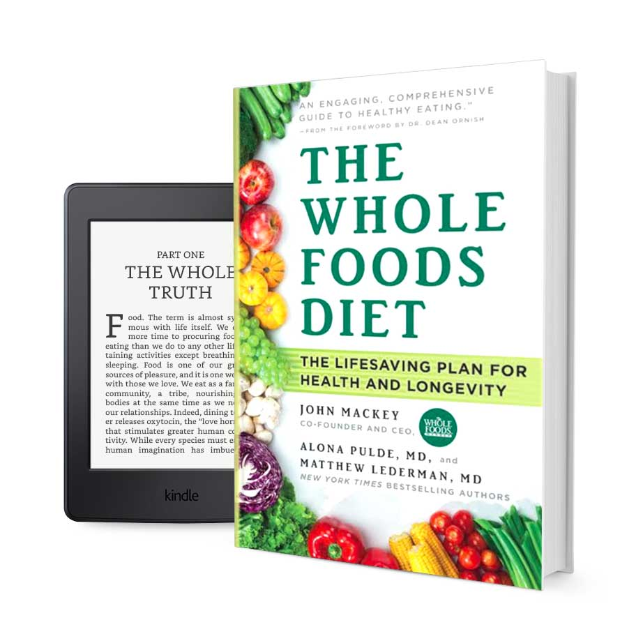 The Whole Foods Diet book